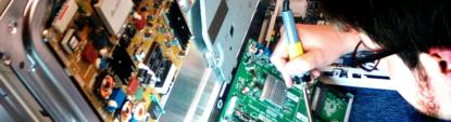 Bild Fernsehreparatur Startseite - Warum die TV Reparatur über Regiofixx?