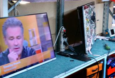 Bild Fernsehreparatur - Reparatur oder Entsorgung nach Ihren Wünschen