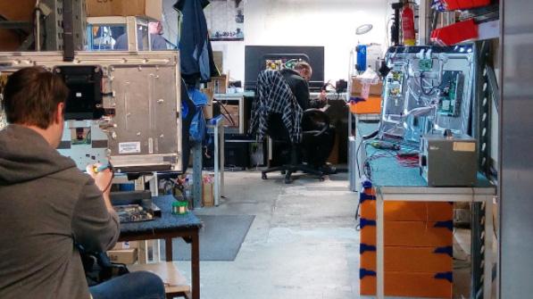 Bild Fernsehreparatur Köln - unsere Werkstatt